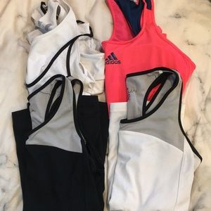 Adidas tank top bundle